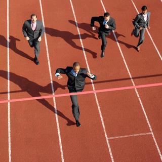 企業の市場競争