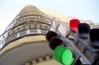 識別管理と信号機