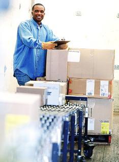 倉庫管理と基準の明確化