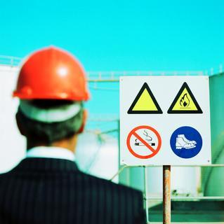 工場の安全管理