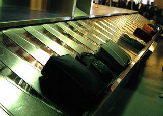 海外出張と手荷物