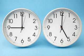 海外出張と時間管理