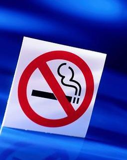 倉庫での禁煙と火災防止