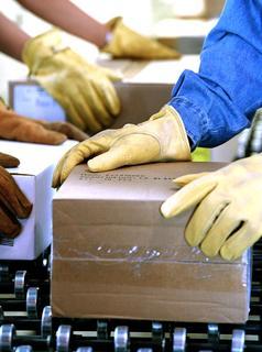 輸送品質と梱包
