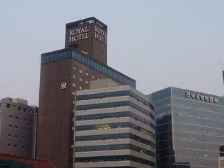 ソウルロイヤルホテル